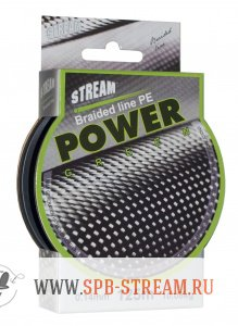 Шнур Stream Power Green 125m
