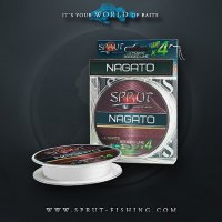 Шнур Sprut NAGATO Hard Ultimate Braided Line x4 (140m/Crystal White)