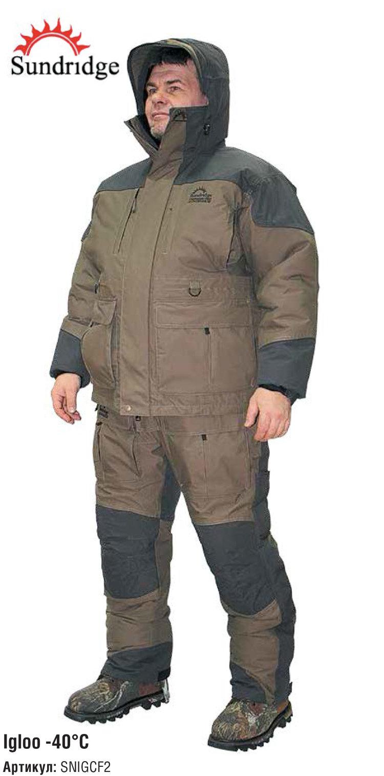 костюм для рыбалки сандридж