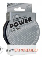 Шнур Stream Power Black 100m
